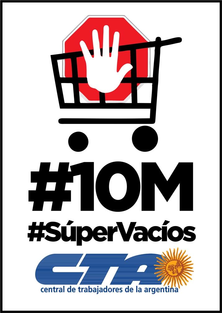 Campaña #SuperVacíos