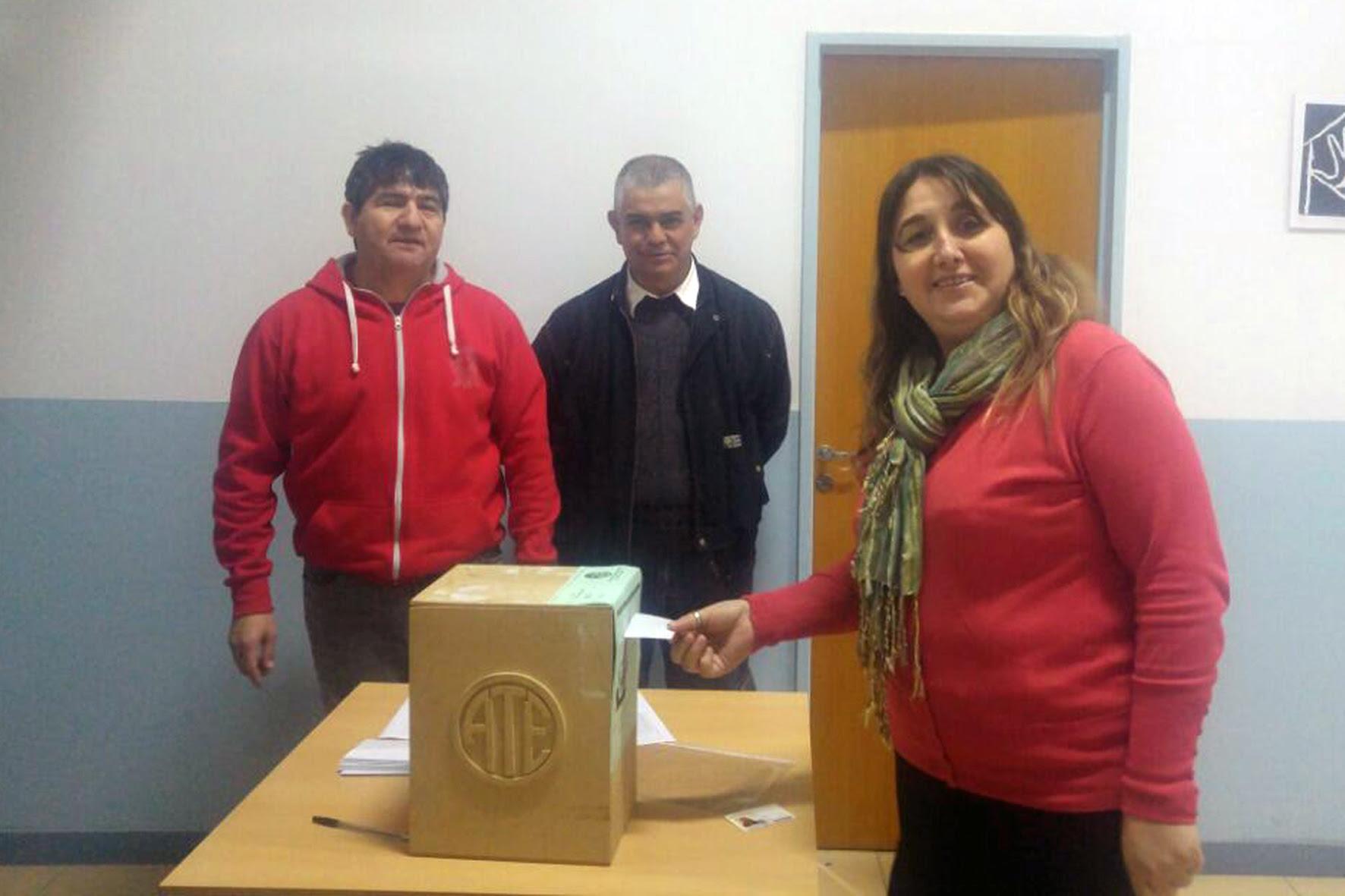 Roca: ATE elige delegados por primera vez en el Centro de Documentación Rápida