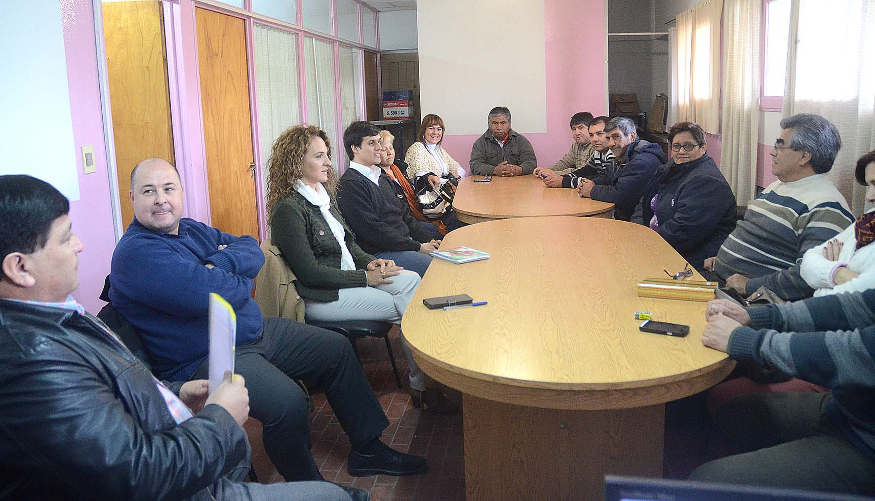 ROCA: Fracasó la paritaria municipal y ATE declara estado de asamblea permanente