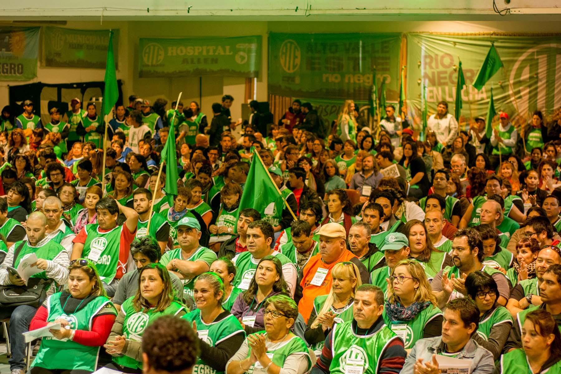 Galería de Fotos: Congreso Provincial de ATE Río Negro 2017