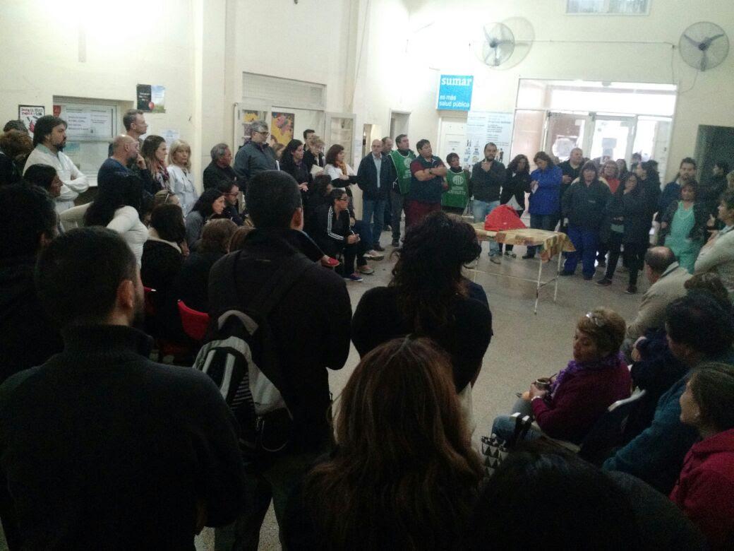 Roca: se agudiza conflicto en Salud y hospitalarios resuelven adherir masivamente al paro de ATE del 19 y 20 de abril