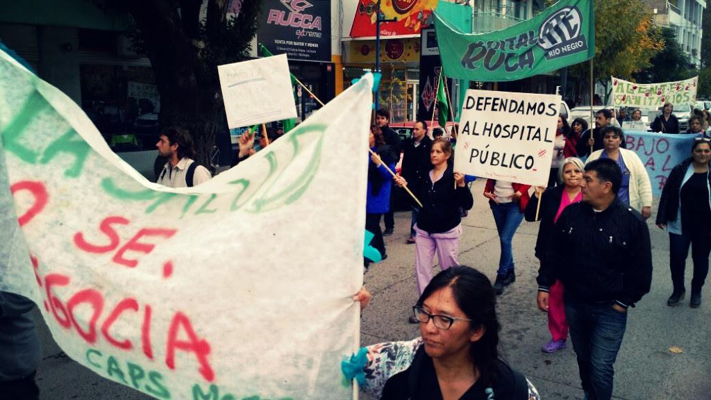 Para ATE la falta de gestión del Gobierno en Salud es alarmante y profundiza la crisis del sistema público