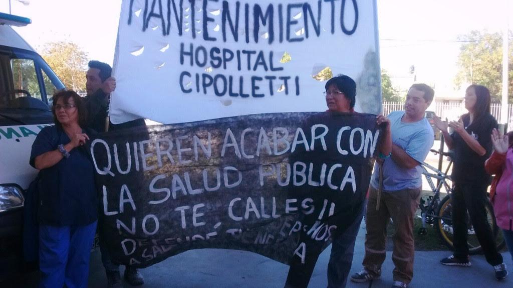 Salud: para ATE, fracasaron las auditorias en los hospitales, no se corrigieron abusos y se agravó la crisis del sistema