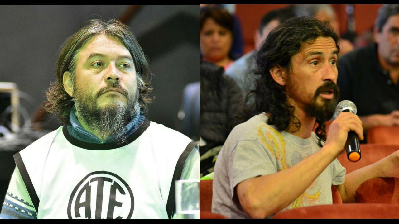 Último momento│ Cacería de mapuches: la Gendarmería detuvo al Secretario General de ATE El Bolsón y a su esposa