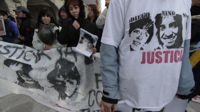 Bariloche | ATE exigejusticia porNino Carrasco y Sergio Cárdenas