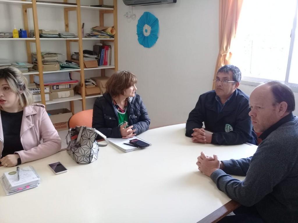 Cte. Cordero | ATE consigue un nuevo aumento salarial para lostrabajadoresmunicipales