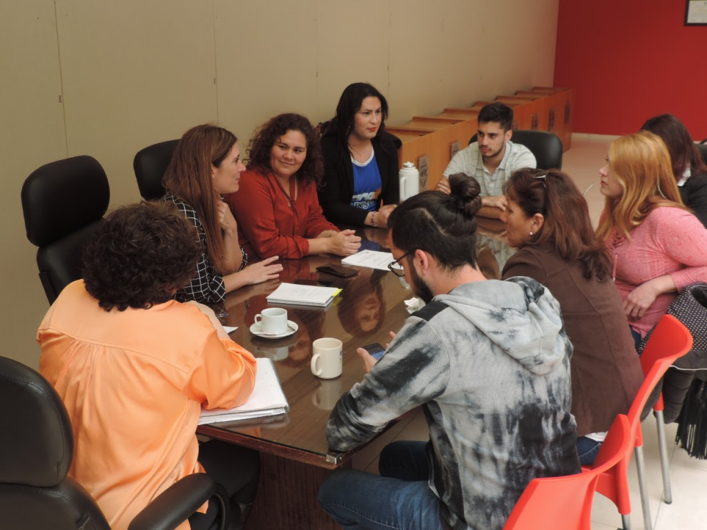 Viedma | La CTA impulsa un registro laboral municipal de mujeres, transexuales, travestis y transgéneros