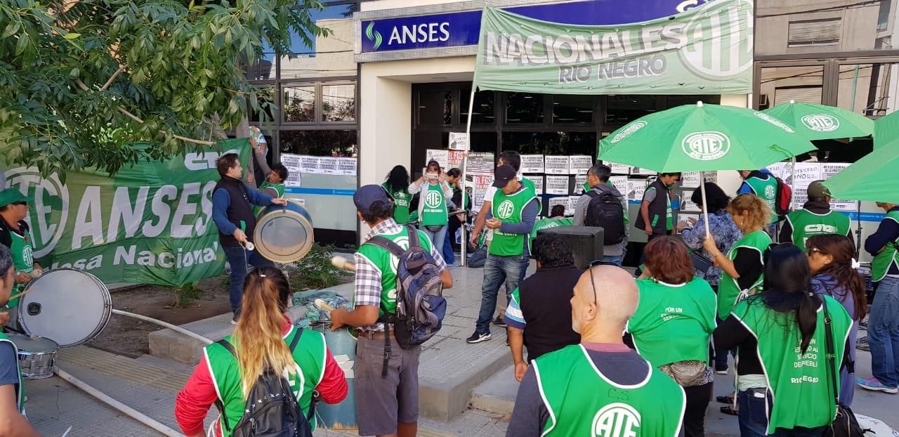 ATE declaró estado de alerta, asamblea permanente y movilización enOrganismosNacionales