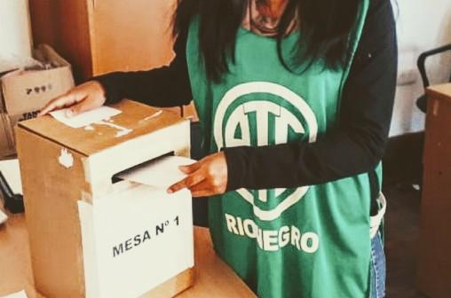 El 7 de agosto serán las elecciones de ATE en Río Negro y todo el país
