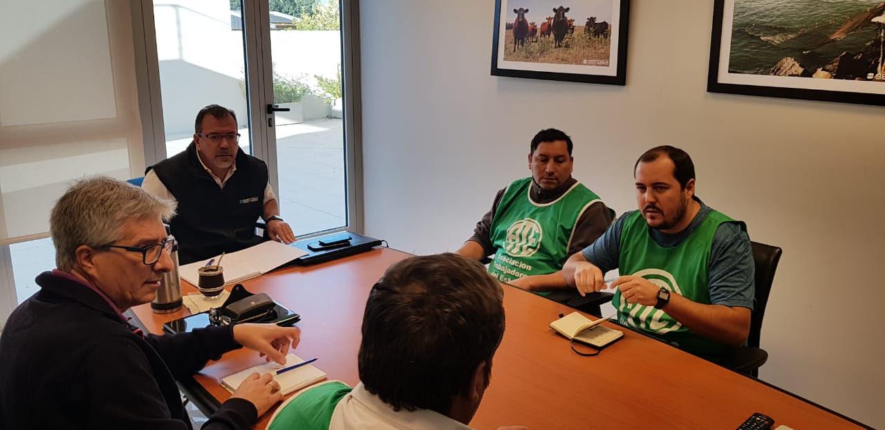 SENASA   ATE logra mejorar las condiciones de trabajo en las barreras patagónicas