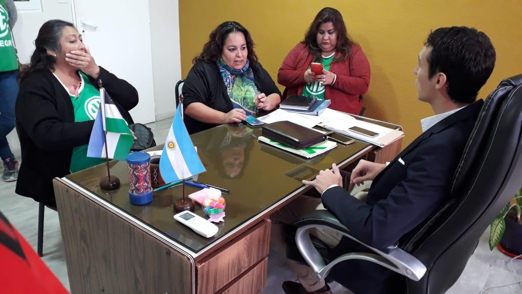 Fracasa la paritaria en Sierra Grande y ATE inicia medidas de fuerza