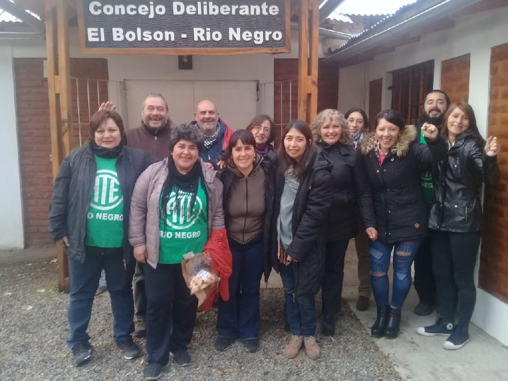 El Bolsón | ATE logra que los trabajadores pasen a planta permanente