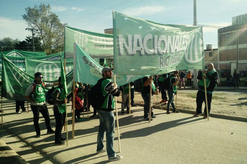ATE Río Negro rechaza el pacto salarial que UPCN firmó con el Gobierno nacional