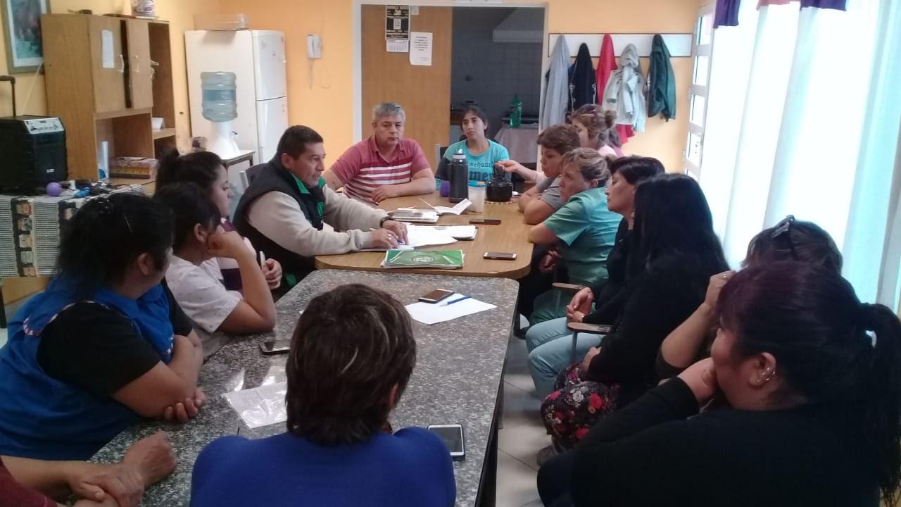 Los Menucos | ATE denuncia totalacefalíaen la residencia Lancay Ruca