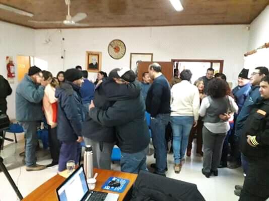 Catriel | ATE logra la entrega de terrenos para trabajadores municipales