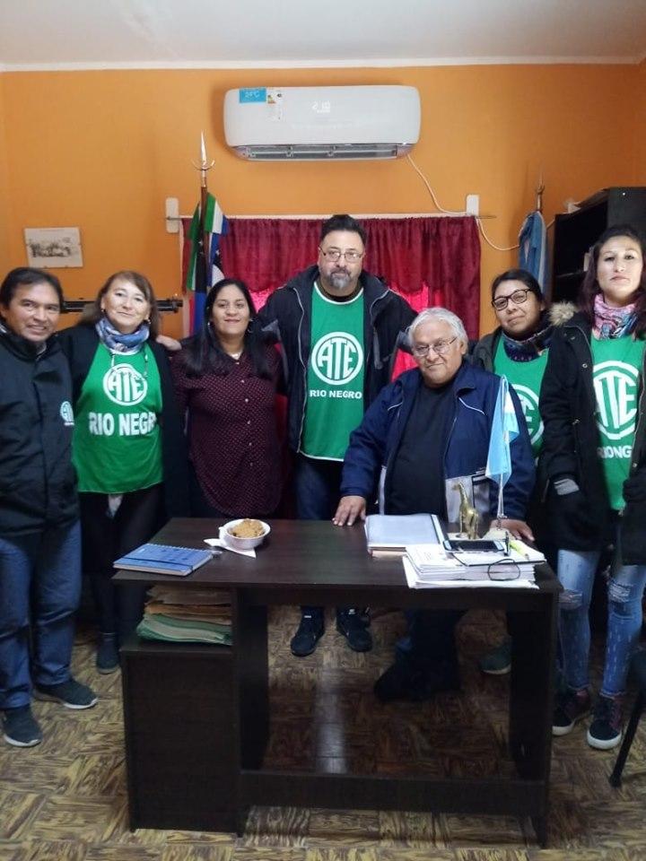 SAO | ATE logra el pase a planta de los municipales de Ramos Mexía