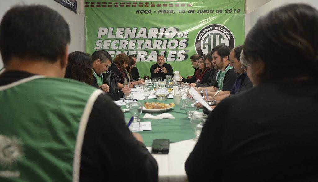 Salarios | Hoy ATE realiza plenario en Roca y evalúa oferta del Gobierno