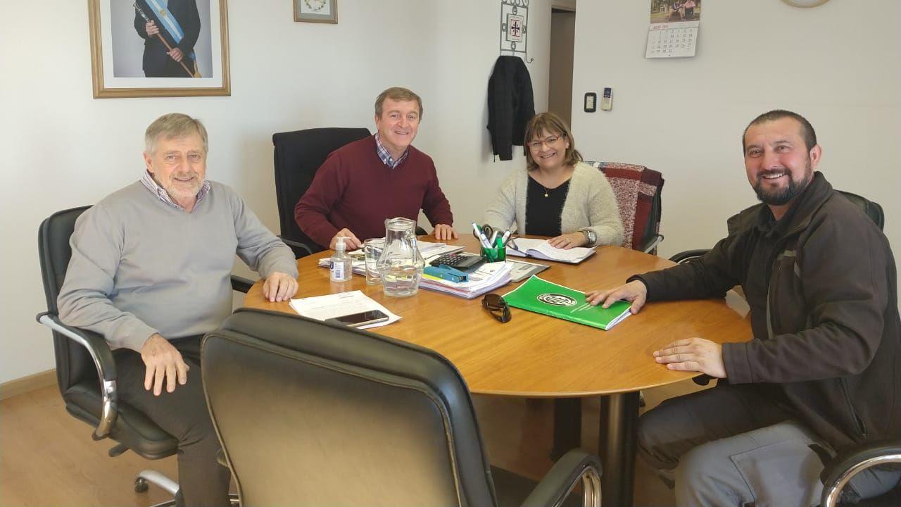 Cipolletti | ATE se reunió con Tortoriello y confirmó la equiparación de las Asignaciones Familiares con Nación