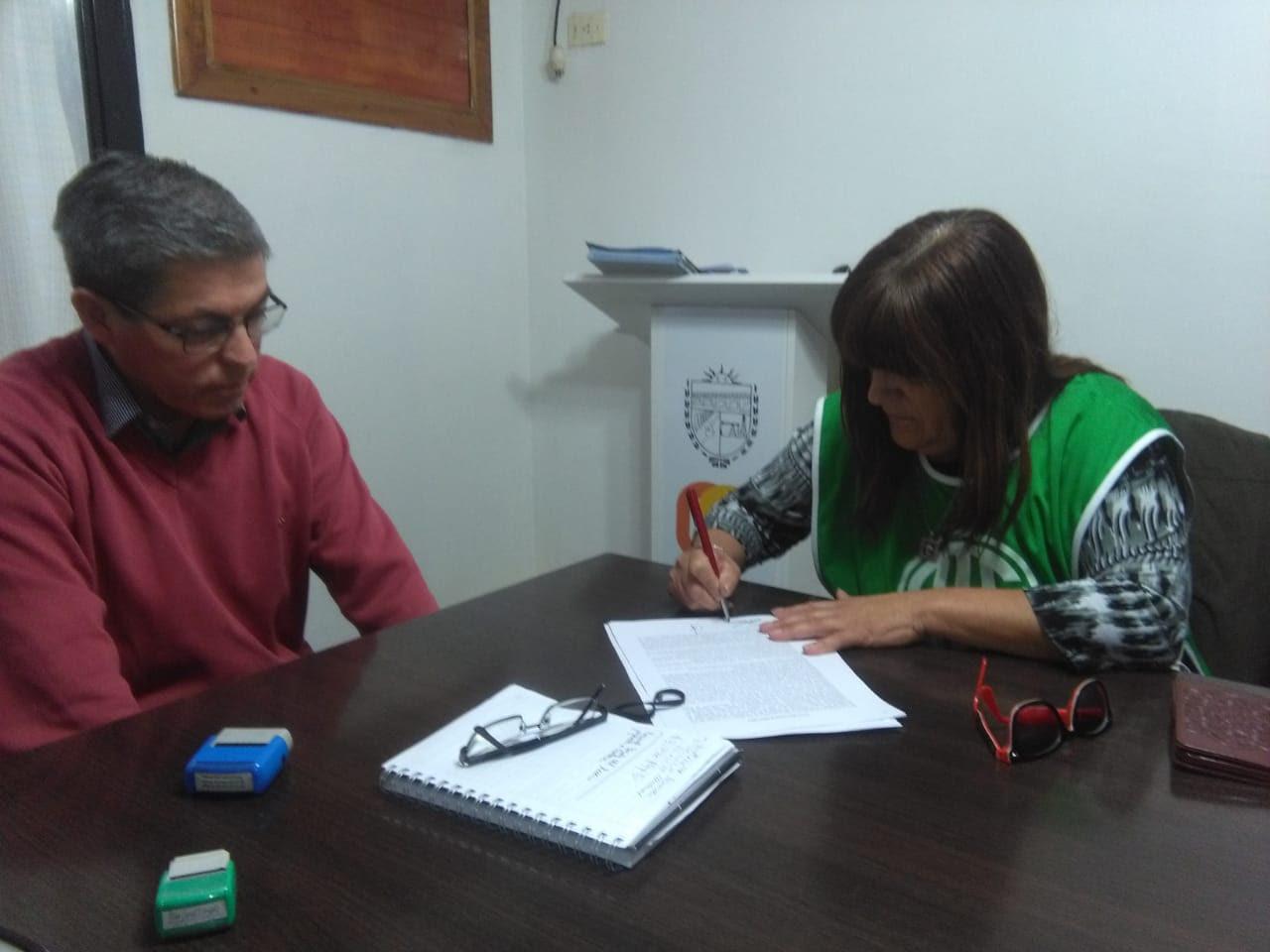 Contralmirante Cordero | ATE consigue un 9% de aumento hasta septiembre