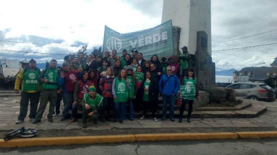 IOSFA | ATE logra pase a planta y una suma adicional de 4.000 pesos