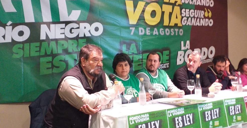 Bariloche | ATE llamó a fortalecer la organización para recuperar el gobierno