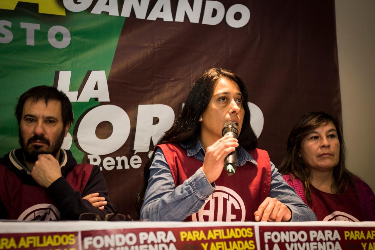 Bariloche | Gran triunfo de la Lista Verde Anusate – Bordó René Salamanca