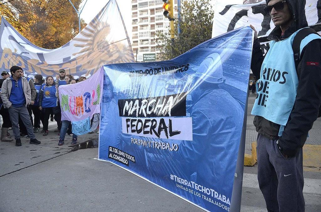 CTA Autónoma convoca a marchar con los movimientos sociales por tierra, techo y trabajo