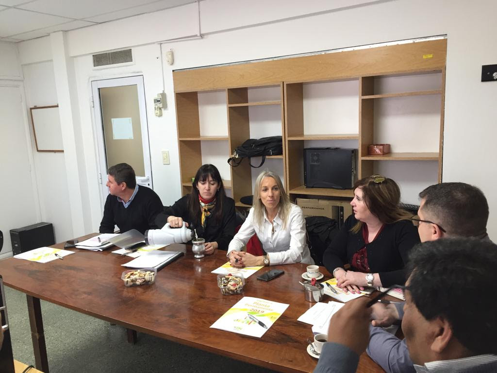 IPAP | ATE participó de la reunión informativa por el Pase a Planta