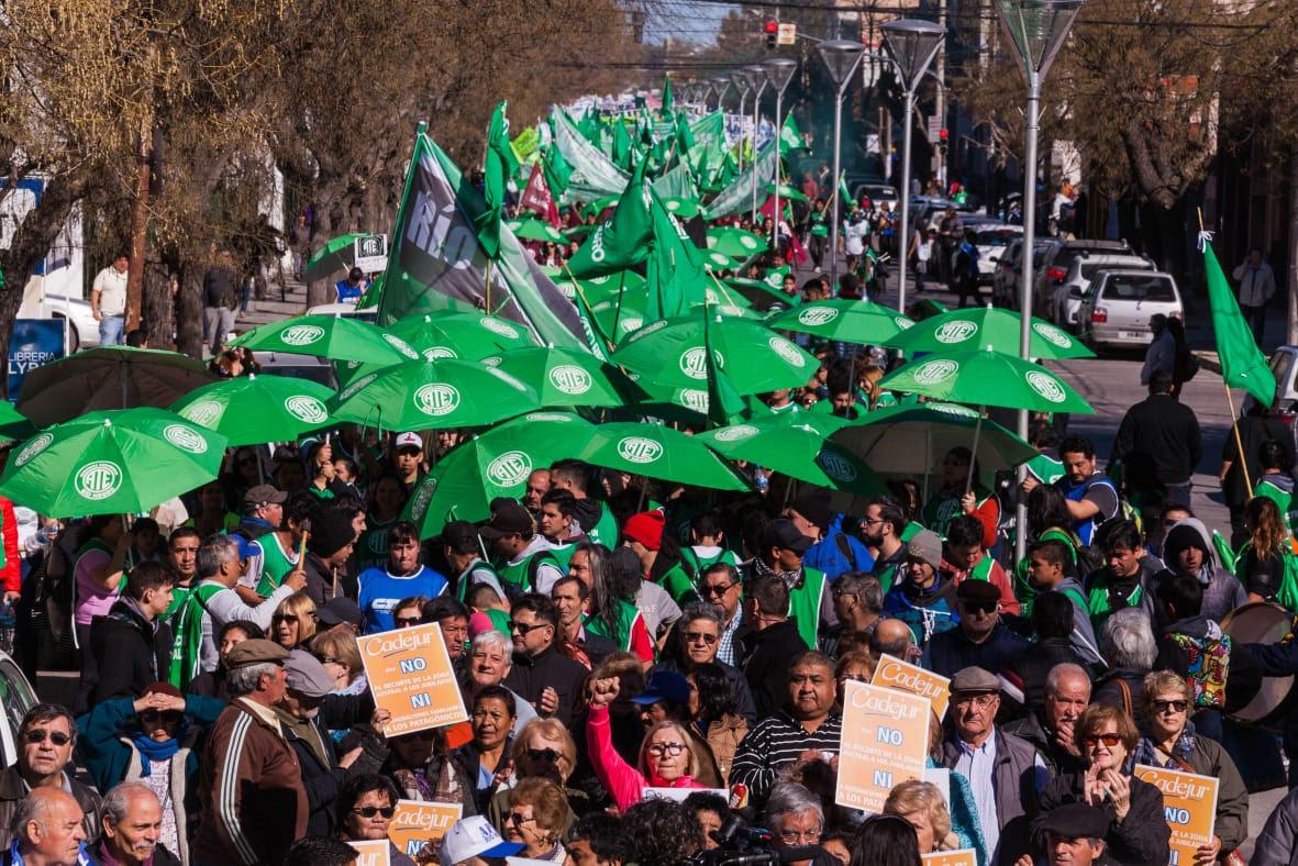 URGENTE | Luego del anuncio presidencial, ATE se declaró en estado de movilización
