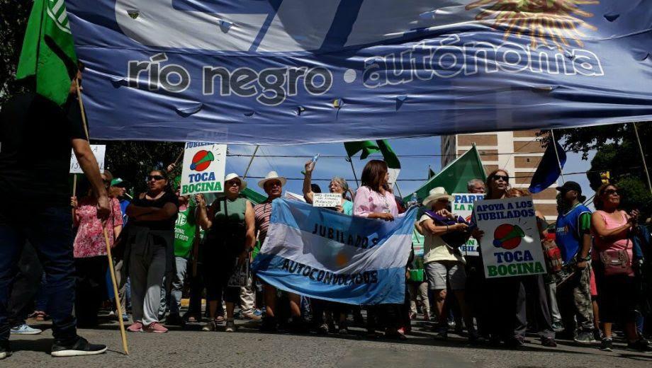 Urgente | La CTA resolvió movilizar en Río Negro la próxima semana