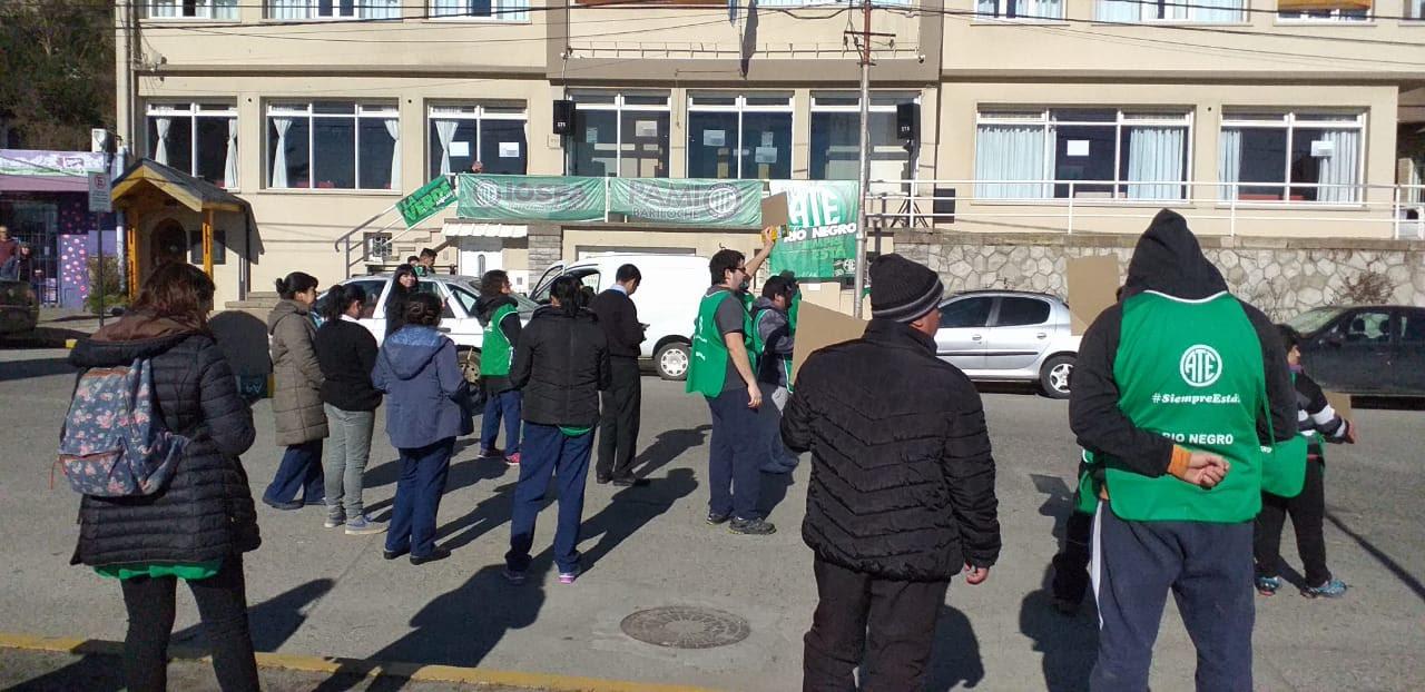 IOSFA | Tras el paro y las protestas ATE será recibida por las autoridades de la obra social
