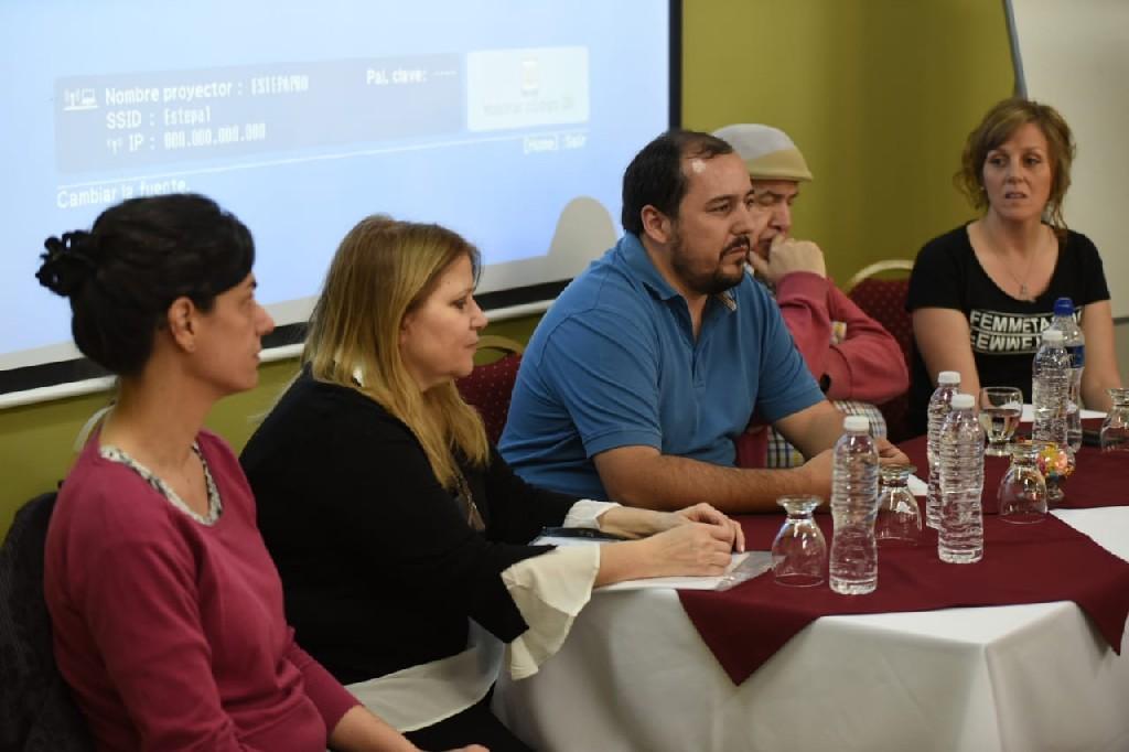 ATE realizó el primer encuentro de capacitación sobre el Convenio Colectivo