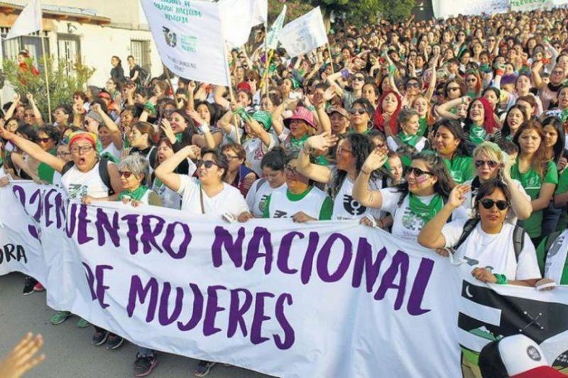 ATE considera un logro de la lucha la Declaración de Interés Provincial del 34 Encuentro Nacional de Mujeres