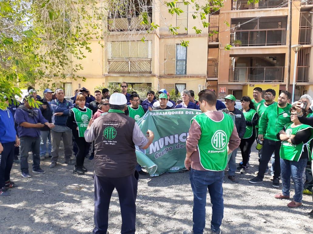 ROCA | En paritarias ATE logra triplicar la oferta inicial del Ejecutivo