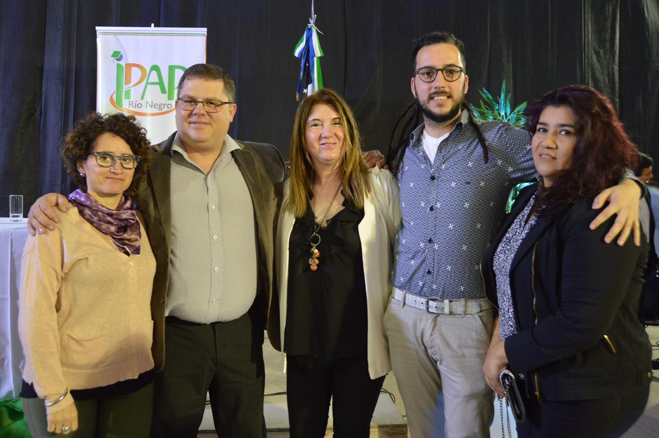 IPAP | ATE participó del acto de un nuevo egreso de técnicos y secundarios