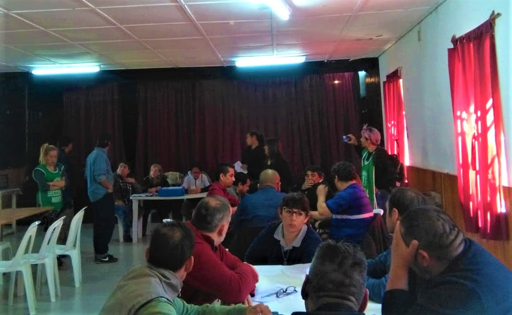 Cinco Saltos | por falta de transparencia ATE pide nulidad del concurso realizado por el municipio