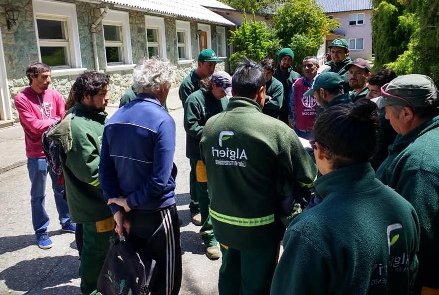 Bariloche | Hoy CTA Autónoma protesta en el Centro Atómico contra el despido de trabajadores