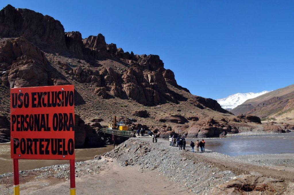 Portezuelo del Viento | Mañana CTA Autónoma protesta en 5 puntos, en defensa del agua
