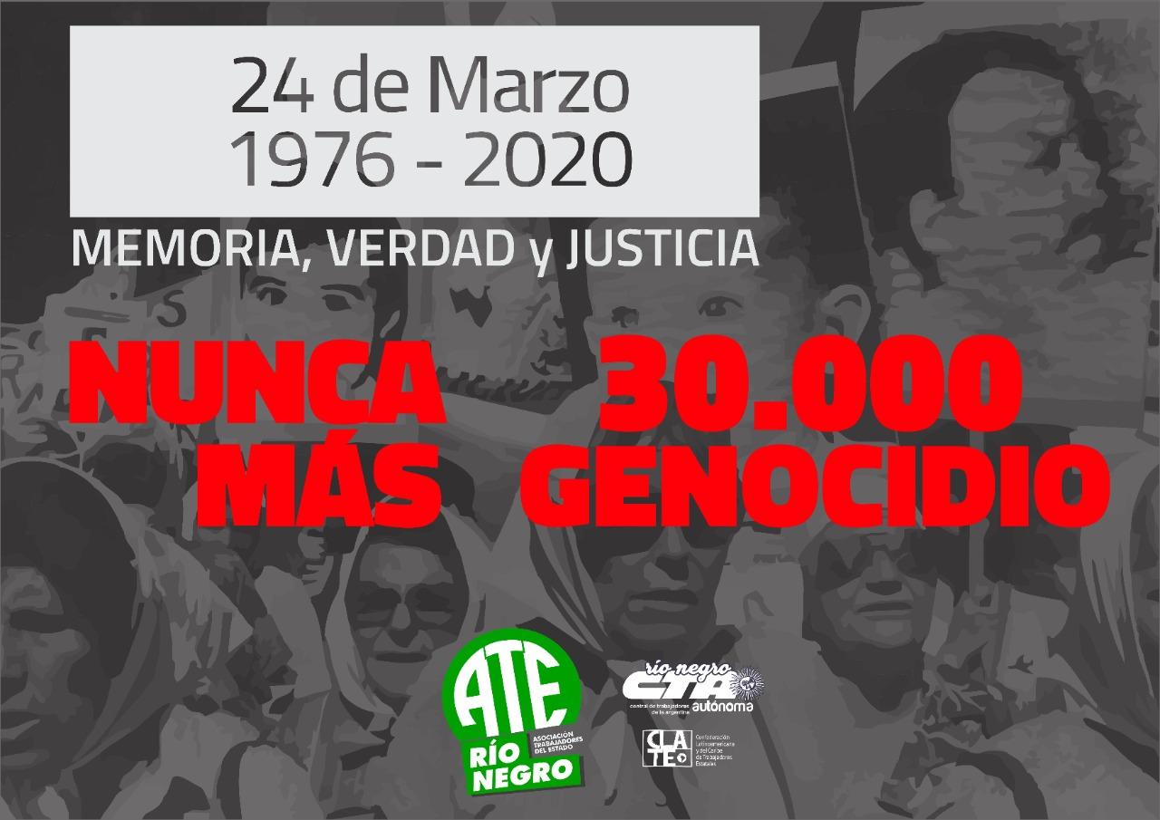 24M   ATE abraza el sueño colectivo de un mundo más justo