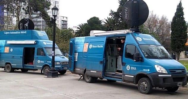 CUARENTENA | Para Aguiar, deben obligar a los bancos a poner cajeros móviles