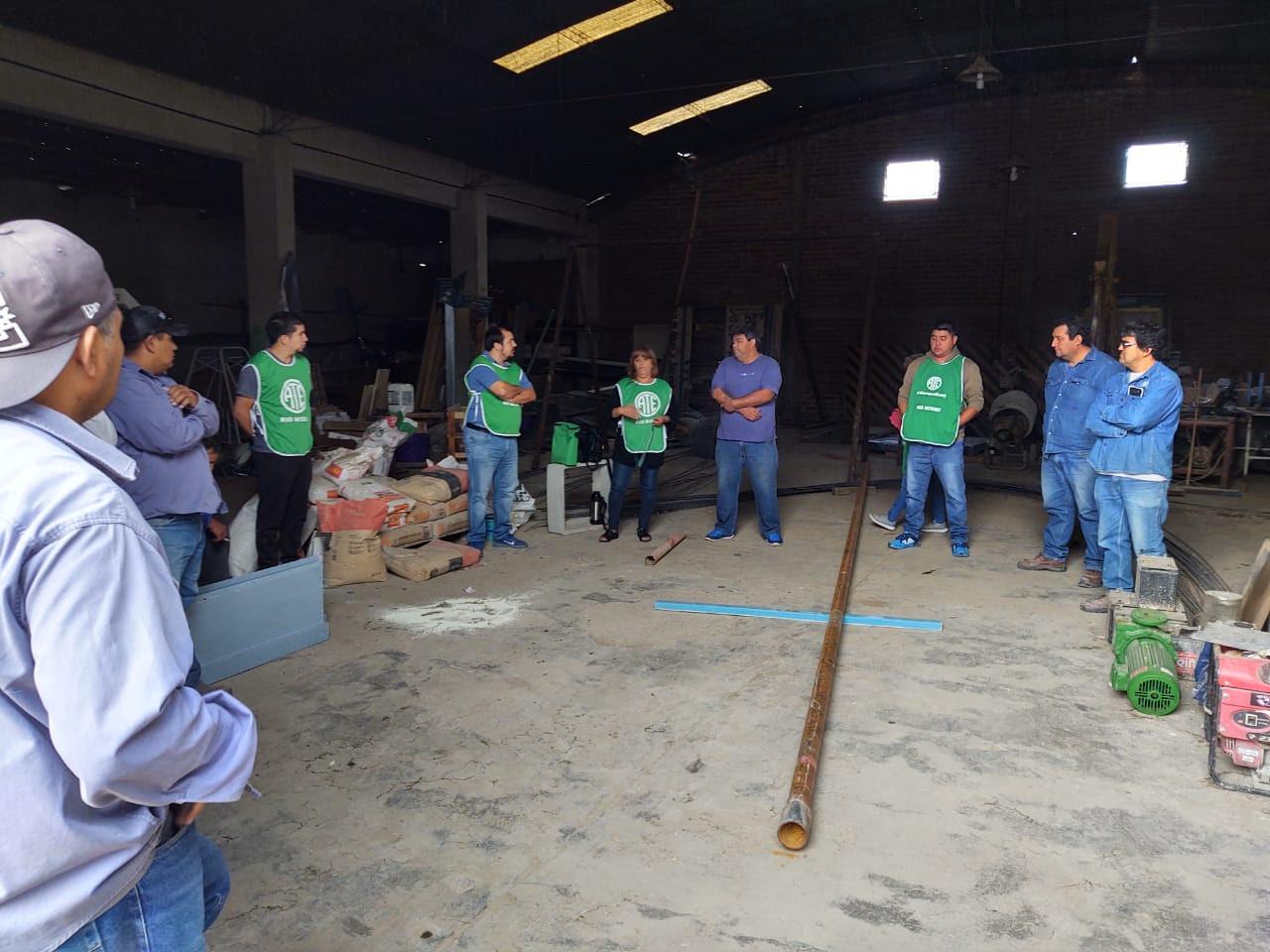Campo Grande | ATE denuncia al municipio por obligar a sus trabajadores a salir de sus casas