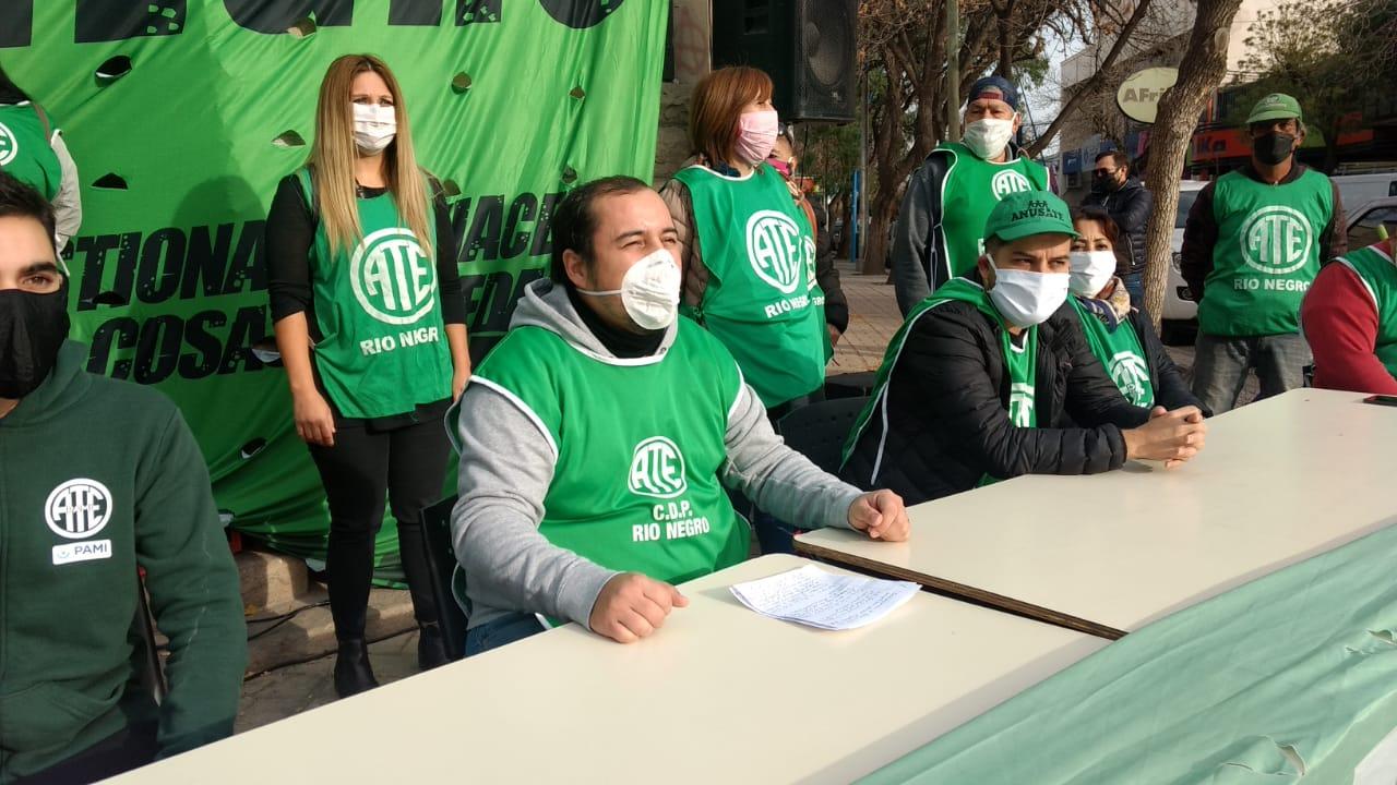 ATE se solidariza con Sitrajur y los trabajadores judiciales