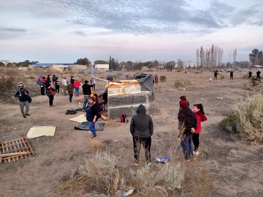 Roca | CTA reclama al municipio y la Provincia solución habitacional para decenas de familias