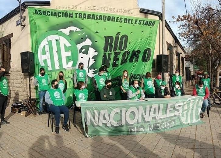 ATE rechaza el pago del aguinaldo en cuotas en el Estado Nacional
