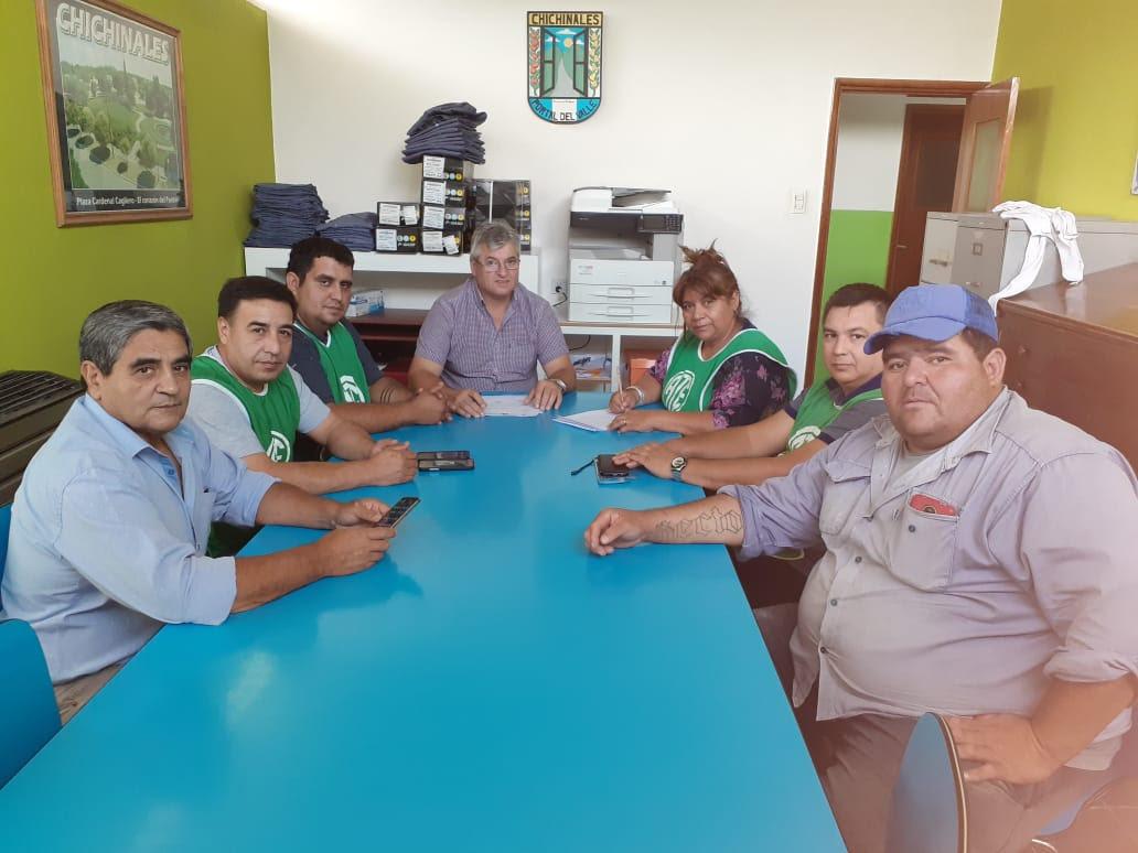 Chichinales | Como demandó ATE, sueldos y aguinaldos se pagarán en tiempo y forma