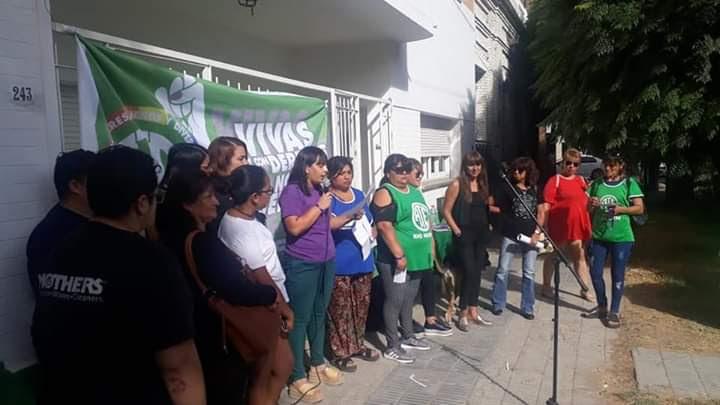 Allen | ATE y CTA repudian y rechazan la prisión domiciliaria para David Pino