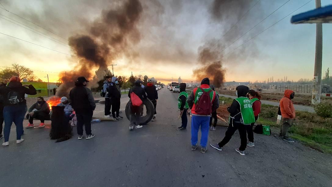 Campo Grande | ATE sigue en la ruta 69 y aguarda un llamado al diálogo