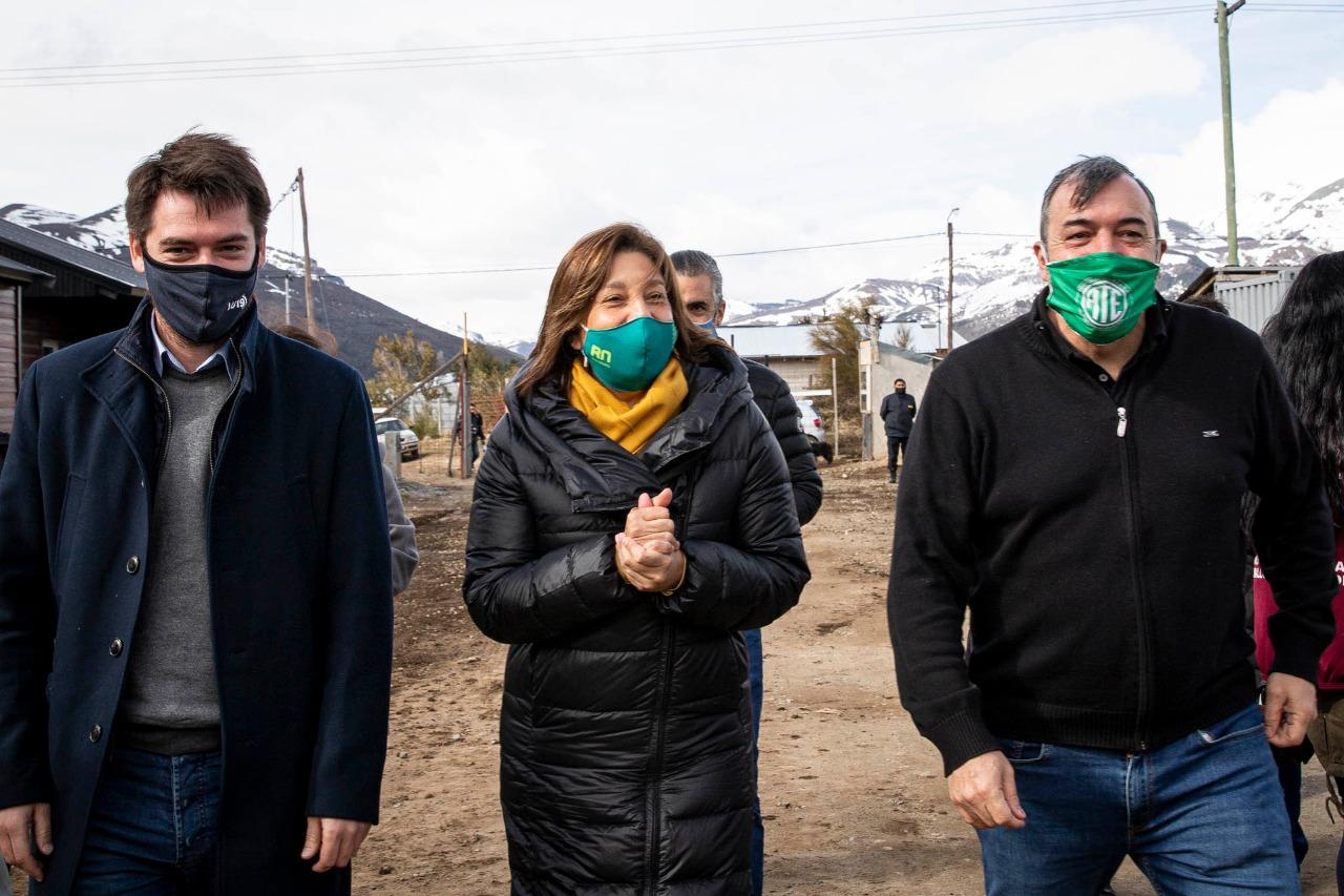 PARITARIAS | Aguiar destacó el acuerdo salarial firmado en Río Negro