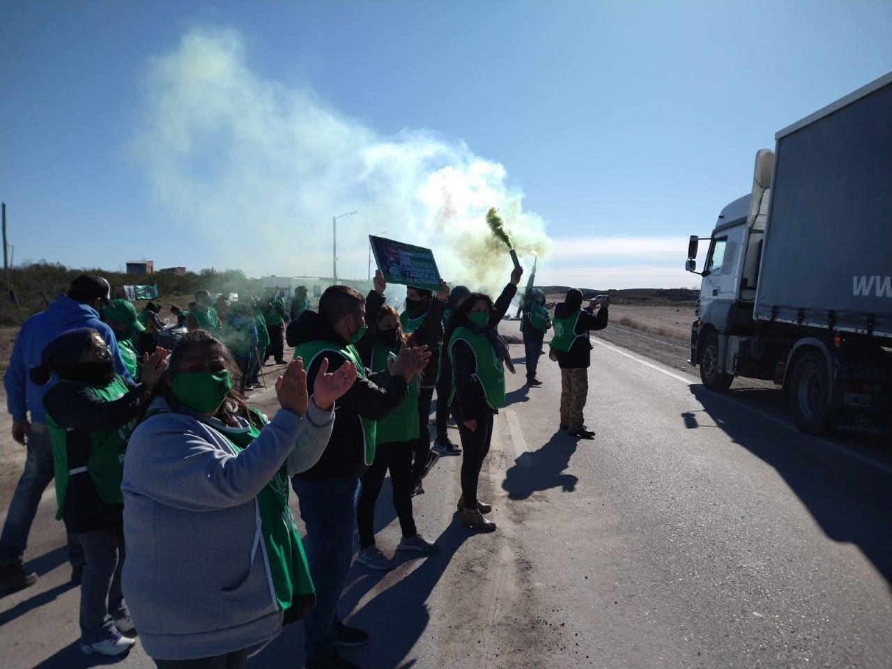Sierra Grande | ATE logra reincorporación de trabajadoras despedidas en plena pandemia
