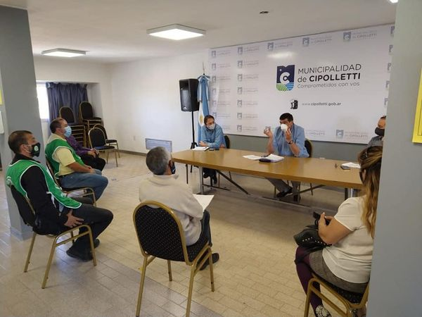 Cipolletti | ATE evalua propuesta salarial del ejecutivo